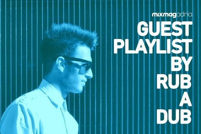 Spotify Guest playlist: Rub A Dub