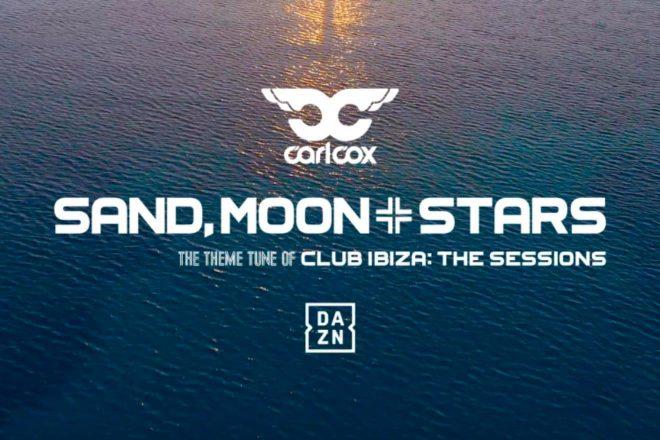 Carl Cox ''Sand, Moon & Stars''