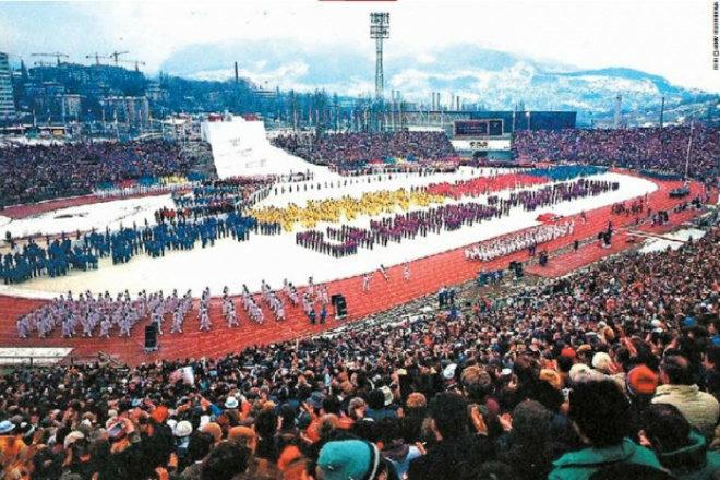 Prisjetite se sarajevskih zimskih Olimpijskih igara uz techno podlogu
