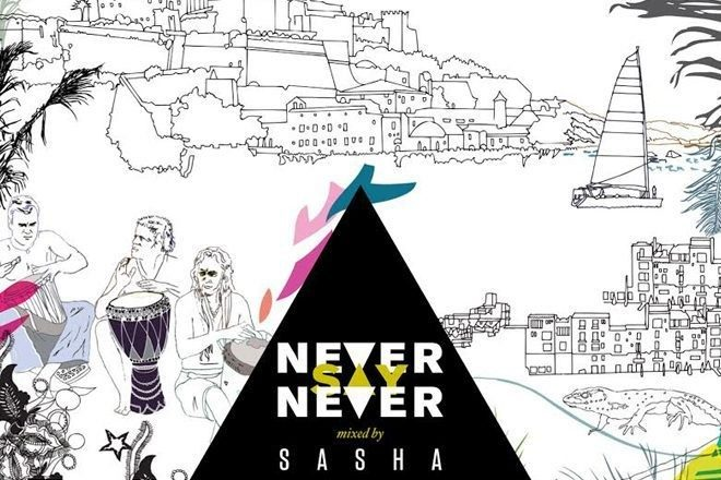 Izašao je Sashin Mixmag cover CD