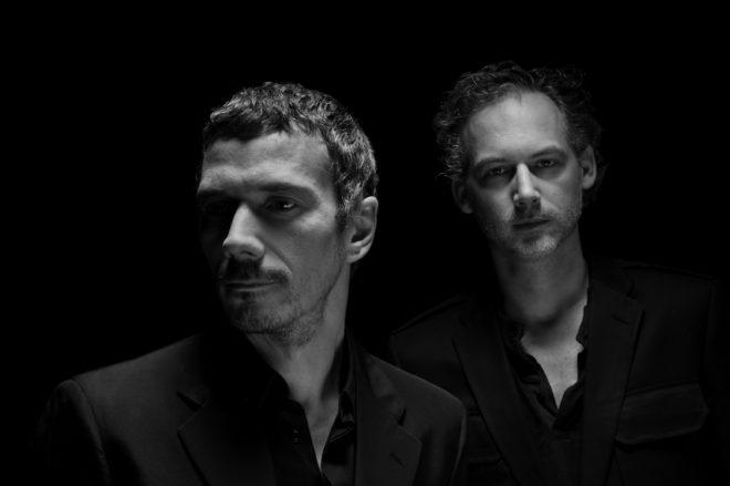 Collage za nastup Kruder & Dorfmeistera donosi ozvučenje legendarnog Brace Radovića