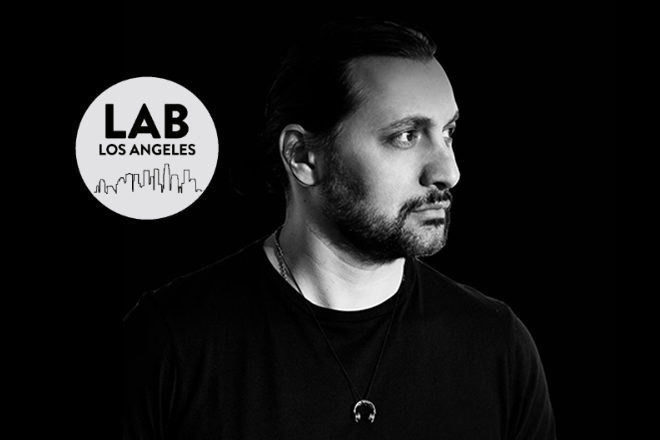 The Lab LA: Sharam