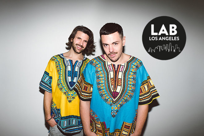 The Lab LA: Santé & Sidney Charles
