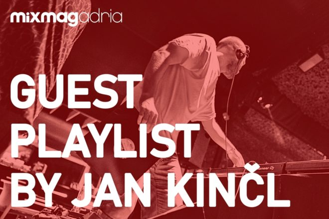 Spotify Guest Playlist: Jan Kinčl