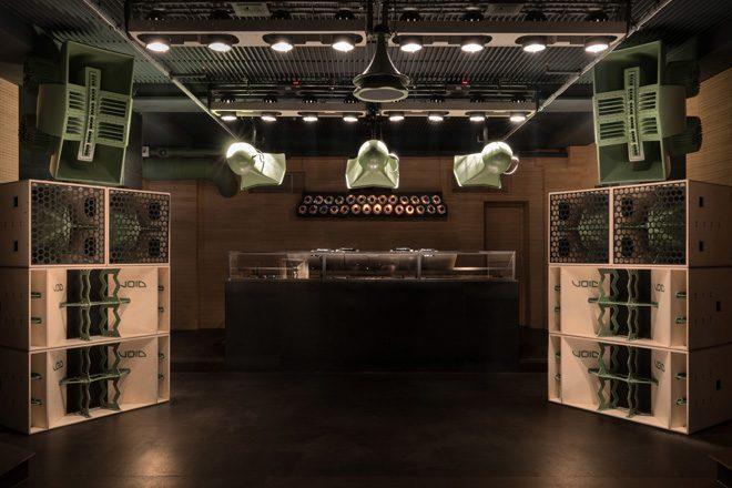 Muzej pretvoren u techno klub s jedinstvenim Void razglasnim sustavom