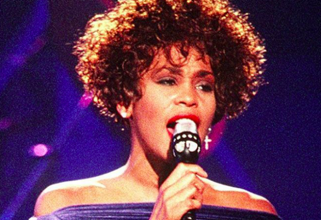 Snima se film o Whitney Houston