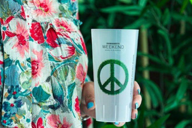 Weekend misli zeleno