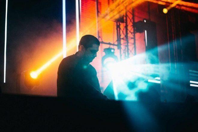 AudioStorm i Mixmag Summer Shadow 2017