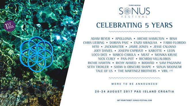 Sonus objavio prva imena za peto jubilarno izdanje festivala 3